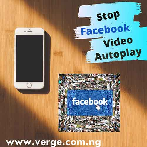 Hoe to change Facebook video auto play