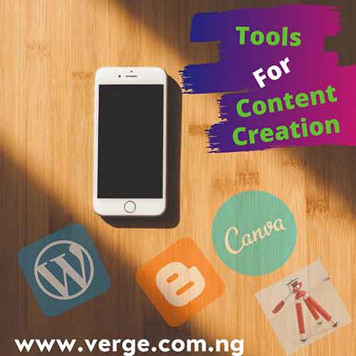 tools for content creation for beginners