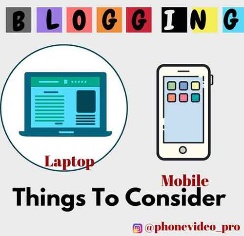 blogging and what to consider before you begin